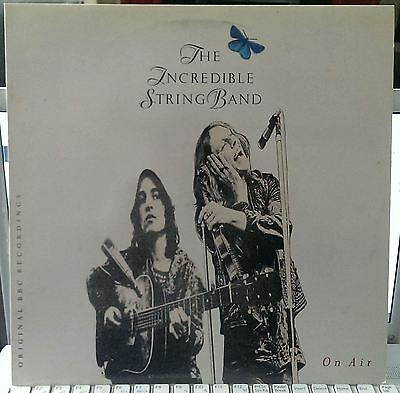 On Air (UK & Europe 1991) : The Incredible String Band