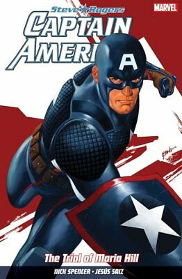 Captain America: Steve Rogers Vol. 2 The Trial of Maria Hill 9781846537882