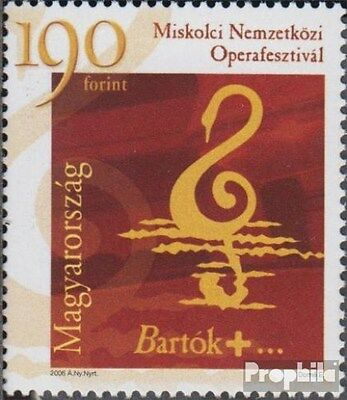Hungary 5109 unmounted mint / never hinged 2006 Opera