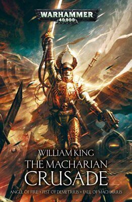 The Macharian Crusade Omnibus by William King 9781784964931 (Paperback, 2017)