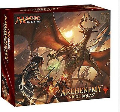 MTG ARCHENEMY NICOL BOLAS COMPLETE factory SEALED  free ship