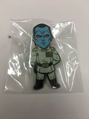 Star Wars Celebration 2017 Admiral Thrawn Del Rey Pin Exclusive