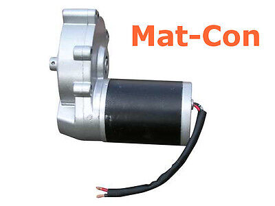 12V GEAR MOTOR DC Electric my7712gz rp-fo-180w 8,5 -30Nm 50-160u/min 16,5:1
