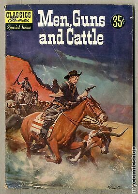 Classics Illustrated Special (1955) #153A GD/VG 3.0