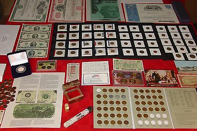 Huge Auction!! ~ Us Coin Collection Lot #117 ~ Gold ~ Silver ~ Estate ~ Bid Now!