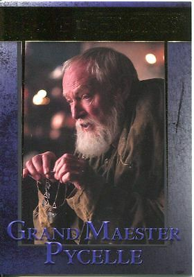 Game Of Thrones Season 4 Gold Stamped Parallel Base Card #49