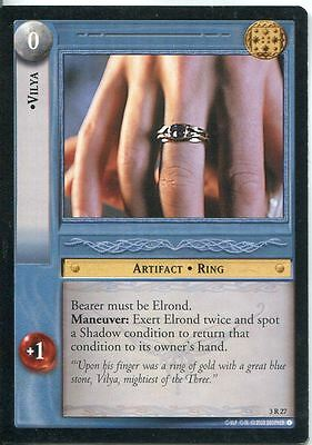 Lord Of The Rings CCG Card RotEL 3.R27 Vilya