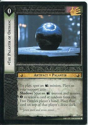 Lord Of The Rings CCG Card RotEL 3.R67 The Palantir Of Orthanc