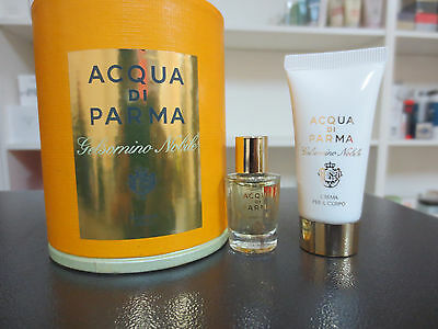 Acqua Di Parma Gelsomino Nobile Edp 5Ml - Body Lotion/crema Corpo 20G