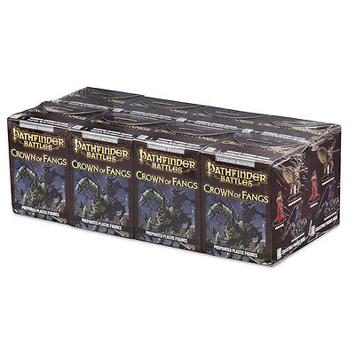 Pathfinder Battles - Crown of Fangs Booster Brick