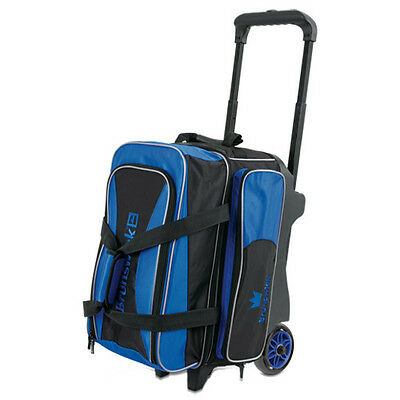 Brunswick Crown Double Roller Bowling Bag