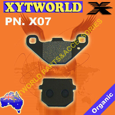 FRONT Brake Pads HYOSUNG STE3 Electric Scooter 2010 2011