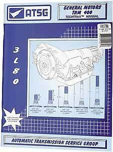 TCI 892700 Transmission Technical Manual