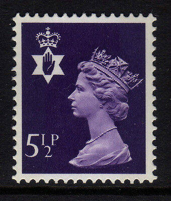 GB Northern Ireland 1974 Regional Machin 5 1/2p SG NI19 MNH