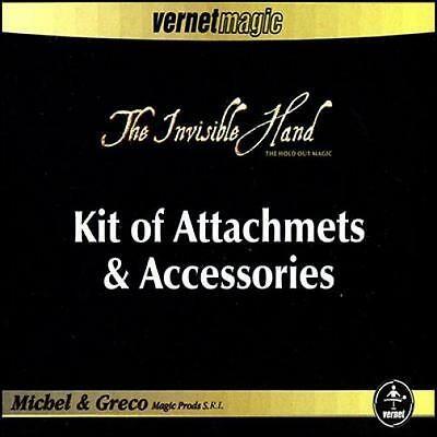 The Invisible Hand Kit of Attachments & Accessories - Zaubertrick