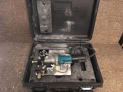 Omni Cubed 3 Pro-Anchor T-31 Anchor Machine with Makita Die Grinder