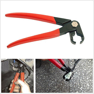 Professional 220mm Car Off-Road Fuel Feed Pipe Pliers Tubing Filter Repair Tool