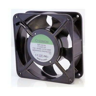 Ozstock Sunon Ac12038115 115V Ac 120Mm Fan Ball Bearing Motor Fan