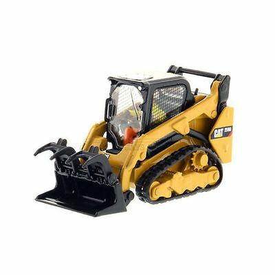 CATERPILLAR 259D COMPACT TRACK LOADER  1:50 Scale by Diecast Masters