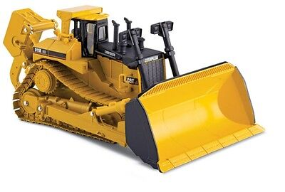 CATERPILLAR D11R CARRYDOZER with RIPPER and METAL TRACKS - 1:50 Scale 55070