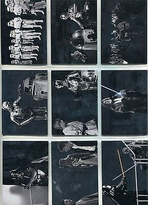 Star Wars Galactic Files 2 Galactic Moments Complete Chase Card Set GM1-GM20