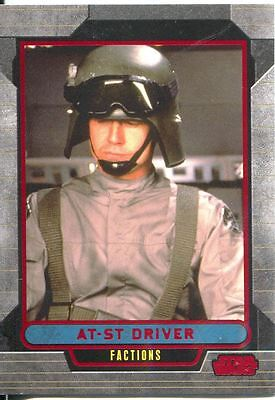 Star Wars Galactic Files Red Parallel #348 AT-ST Driver