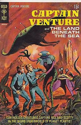 Captain Venture And The Nand Beneath The Sea #2