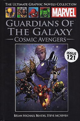 MARVEL GRAPHIC NOVELS COLLECTION #121 Guardians of the Galaxy Cosmic Avenger NEW