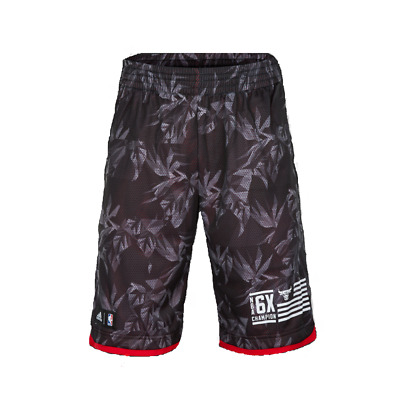 Adidas Basketballshort NBA Chicago Bulls