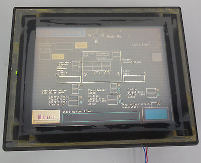 Keyence VT2-7SB touch screen panel