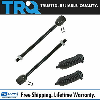 Front Inner Outer Tie Rod Bellow Boots Steering Kit Set 6pc for Legacy Outback