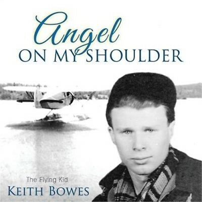 Angel on My Shoulder: The Flying Kid (Paperback or Softback)
