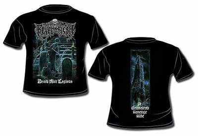 Revel In Flesh-Death Kult Legions-T-Shirt-Medium-Import