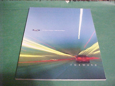 2004 Ford Motor Company Annual Report Booklet
