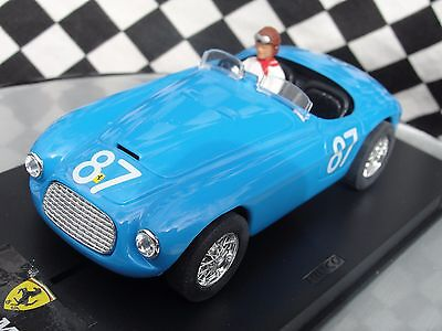 Ninco Ferrari 166Mm  #87 Blue  1:32 Scale  New Old Stock Boxed