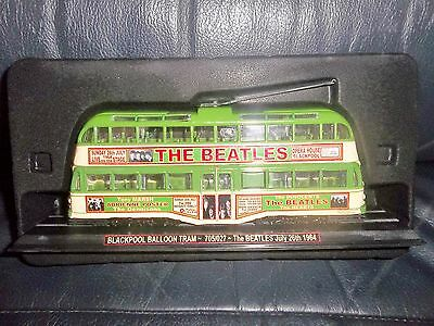 "The Beatles Blackpool Tram Car 1/76 Diecast Liveried ""opera House July 1964"" Ace"