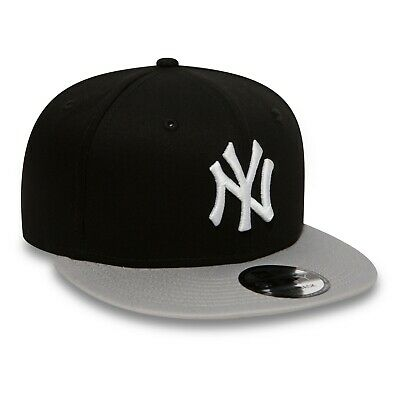 New Era Mens 9Fifty Baseball Cap.mlb New York Yankees Flat Peak Snapback Hat 532