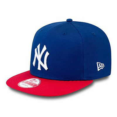 New Era Mens 9Fifty Baseball Cap.mlb New York Yankees Flat Peak Snapback Hat 531
