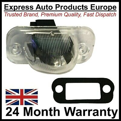 Number Plate Light for VW 191943021 165943021A License Plate Lamp