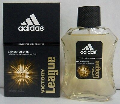 Uomo-Profumo ADIDAS VICTORY LEAGUE Eau De Toilette 100 ML Spray OFFERTA