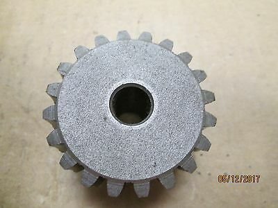 """New Other, Browning Cwg1020-1L Worm Gear, 20 T, 10 Pitch, Lh, 1/2"""" Plain Bore."""