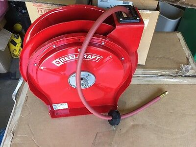 REELCRAFT 5650 OLP1 Hose Reel, Industrial, 3/8 In., 50' Length