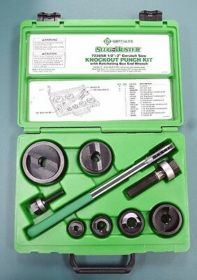 Greenlee Knockout Punch Kit