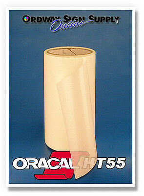 "12"" x 25 ft. ORACAL HT55 High Tack Application Transfer Tape for 631 Vinyl"