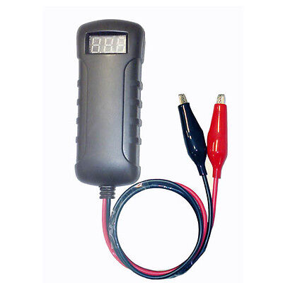RBA4 RING AUTOMOTIVE 12v-24v Battery Tester (BATTERY ANALYSER)