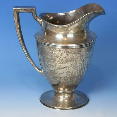 Tiffany & Co Makers Sterling Silver - 4 Pint Water Pitcher - 9778 M - 34.85 T Oz