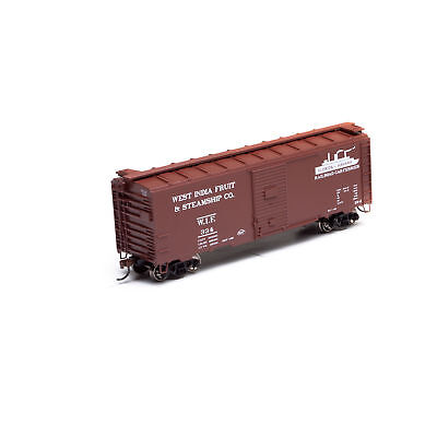 HO West India Fruit & Steamship 40' YSD Boxcar #334 - Athearn #73544 vmf121