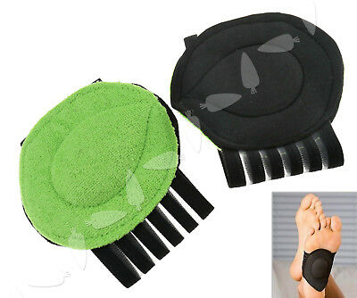 1 Pair Support Arch Cushion Shock Absorber Relief Flat Pain Feet Care Instep pad