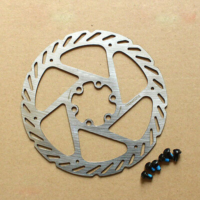 160mm Mechanical Cycling Bicycle Disc Brake G2 Rotor MTB Mountain Bike 6 Bolts