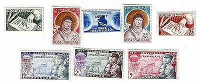 Old * Local Postage Bob Europe   Mint == 8 ==  Unsorted
